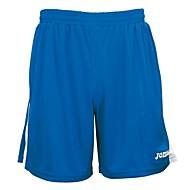 joma extérieur 100% polyester verrouillage bleu / noir blanc / football / rouge short de formation