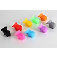 Lovely Pig Design Desktop Chuck Bracket for iPhone 6 and Others (Assorted Colors)