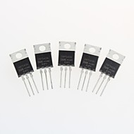 IRF540N MOSFET N 100V 33A TO-220 (5 Pcs)