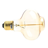 E26/E27 30 W 1 200-260 LM Warm White LED Filament Bulbs AC 220-240 V