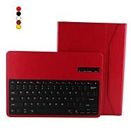 Til Samsung Galaxy Note Etuier Med keyboard Flip Heldækkende Etui Helfarve Kunstlæder for Samsung Note Pro 12.2