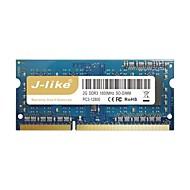 j-like® 1600MHz chip de memória RAM do computador de 2 GB para notebook