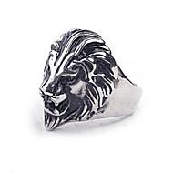 Ringer Fest Daglig Avslappet Julegaver Smykker Titanium Stål uttalelse Ringe7 8 9 10 11 Sølv