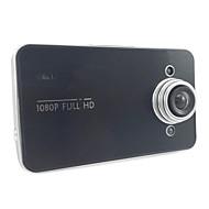 """k6000 1080p 4 x zoom tartományban jármű blackbox DVR kamerát autó kamera 2,4 """"TFT LCD képernyő autó"""