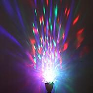 LED-esitysvalot - Vaihtuva väri - Koriste - A - E26/E27 - 9.0 W