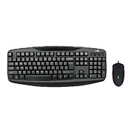 Sangee G5 Luminous Wired 1000 DPI Gaming Keyboard Mouse Kit