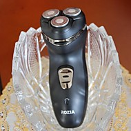 Rechargeable Men's Electric Shaver with Trimmer Pivoting Razor