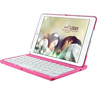 Solid Color PC Tablet Case Bluetooth Keyboard 360 rotation and Auto Sleep and Wake Up for iPad 2/3/4(Assorted Colors)
