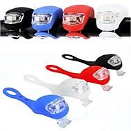 Luci bici / Luci frontali da cappello / Luce frontale per bici / Luce posteriore per bici / luci di sicurezza LED - CiclismoImpermeabili