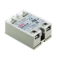 Fotek solid state relais SSR-40aa ac-ac 40a 80-250v / 24-380v met deksel