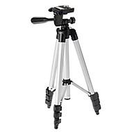 ismartdigi IR-130-SL 4 부 카메라 삼각대 (실버 + 블랙)