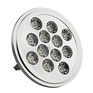 E14 1 W 1 SMD 3528 70 LM 6000 K Natuurlijk wit Maïslampen AC 220-240 V