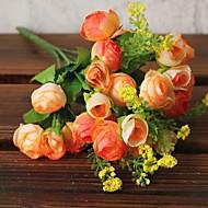 Plastic / Draad Camellia Kunstbloemen