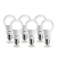 5W E26/E27 LED Globe Bulbs G60 COB 400-450 lm Natural White AC 100-240 V 4 pcs