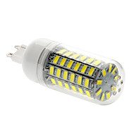 15W G9 LED Corn Lights T 69 SMD 5730 1500 lm Natural White AC 220-240 V
