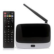 rk3188 cs918 quad-core de Android 4.2 google televisión lector con 2gb ram, rom 16gb, mando a distancia