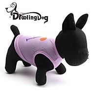 DroolingDog® Lovely Baseball Pattern Terylene Vest for Dogs (Assorted  Sizes)