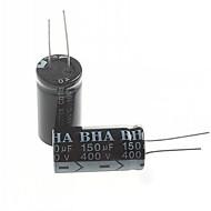 elektrolitik kapasitör 150uf 400V (2 adet)