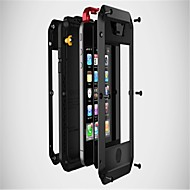 High quality metal anti-corrosion following for iPhone 4/4S(Assorted Colors)