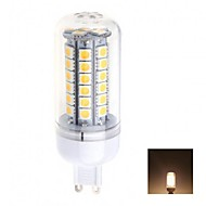 G9 4 W 48 SMD 5050 460LM LM Warm White/Natural White Corn Bulbs AC 220-240 V