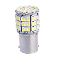 gc® 1156 / BA15s 7,5w 500lm 85x3020 SMD bílé LED pro auto turn řízení světlo / brzdové světlo lampy (DC 12V)