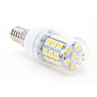 הנורה האור הלבן LED תירס חם E14 4W 30x5050SMD 450LM 2800-3000K (220V)