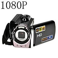 1080p digitale video camcorder full hd 16x digitale zoom dv camera kit zwart