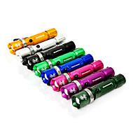 mountainpeak1 3 modos 1x CREE Q5 zoom linterna led (240lm, 1x18650 / 3xAAA, colores surtidos)