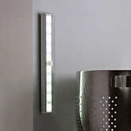 Hnlife® Hn-B007 1W Natural White/Warm White Wardrobe Light Night Light Human Body Induction Lamp