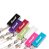 Eansdi E001 2G 2GB Flash Pen Drive Metal Style