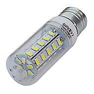 7W E26/E27 LED a pannocchia T 36 SMD 5730 560-630lm lm Bianco caldo / Luce fredda AC 220-240 V