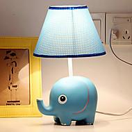 dejlig varm elefant dæmpning 40W førte lille nat bordlampe 220v (assorterede farver)