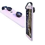 Apexel 3 in 1 No Dark Circle 180° Supreme Fisheye, 0.67X Wide Angle and 10X Macro Lens for Samsung Phones