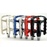 Pedały - Jazda na rowerze - Wygodny ( Czarny/srebrzysty/Czerwony/Niebieski/Biały , aluminiowa