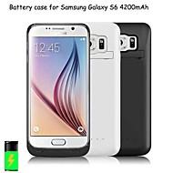 Samsung Galaxy S6 edge - 4200 (MAh) - LCD ( Inclusief standaard/Superplat/Batterijhoesjes voor Samsung-toestellen )