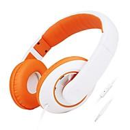 Headphones (Headband) - 헤드폰 - 유선 - 해드폰 (헤드밴드) - 마이크 포함/DJ/게임/스포츠/Hi-Fi/모니터링(감시) - 미디어 플레이어/태블릿/모바일폰/컴퓨터