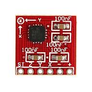 geeetech adxl335 háromtengelyes gyorsulásmérő kitörési Arduino