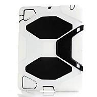 Θήκες Πίσω Μέρους - με Ειδικός Σχεδιασμός για Μήλο iPad 2/iPad 4/iPad 3 (Σιλικόνη , Ανάμεικτα χρώματα)