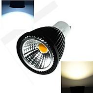 10 GU10 - Spotlamper (Warm White/Kølig hvid 24 lm- AC 85-265 V- 1 stk