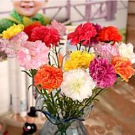 Tak Zijde Kunststof Ranonkels Bloemen voor op tafel Kunstbloemen