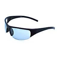 Zonnebrillen mensen / vrouwen / Uniseks's Klassiek / Sportief / Modieus / sunglass Style wrap Zwart Wielrennen Half montuur