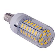 15W E14 LED a pannocchia T 60 SMD 5730 1500 lm Bianco caldo / Luce fredda AC 85-265 V 1 pezzo