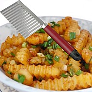 1 pezzi Cutter & affettatrice For per la verdura Acciaio inossidabile Cucina creativa Gadget / Alta qualità