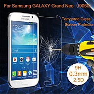 Angibabe 0.3Mm 2.5D 9H Explosion Proof Tempered Glass For Samsung I9060