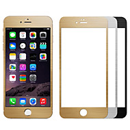 ENKAY Wire Drawing 0.26mm Explosion-Proof Tempered Glass Full Screen Protector for iPhone 6S/6 Plus (Assorted Colors)