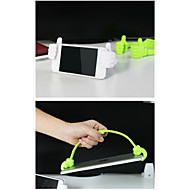 Mini Mobile Phone Stand Thumb Support Holder Bracket for iPhone/iPad and Others (Assorted Colors)