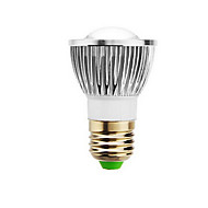 1 pcs ding yao E27 12W 1X COB 220LM 2800-3500/6000-6500K Warm White/Cool White Spot Lights AC 85-265V