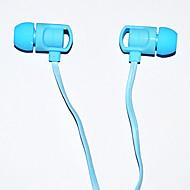 Auriculares Alámbrico - Auriculares (Earbuds) - De Videojuegos/Deportes - Reproductor Media/Tablet/Teléfono Móvil/Computador -