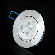 3W 2G11 LED Deckenstrahler Drehbae 3 High Power LED 250-300lm lm Warmes Weiß / Kühles Weiß AC 100-240 V 1 Stück
