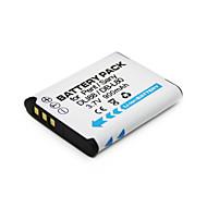 D-LI88/DB-L80 - Li-ion - Batteri - till for   PENTAX P70 P80 WS80 X70 W90 H90 - 3.7V - V - 900mAh - mAh